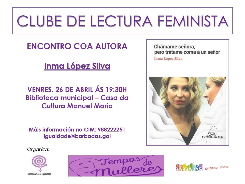Encontro con Inma López Silva