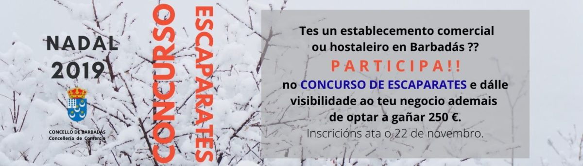 Concurso escaparates noticia