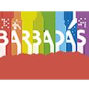 Logo Barbadás quéreo-víveo