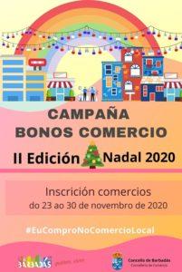 Campaña comercio Navidad 2020