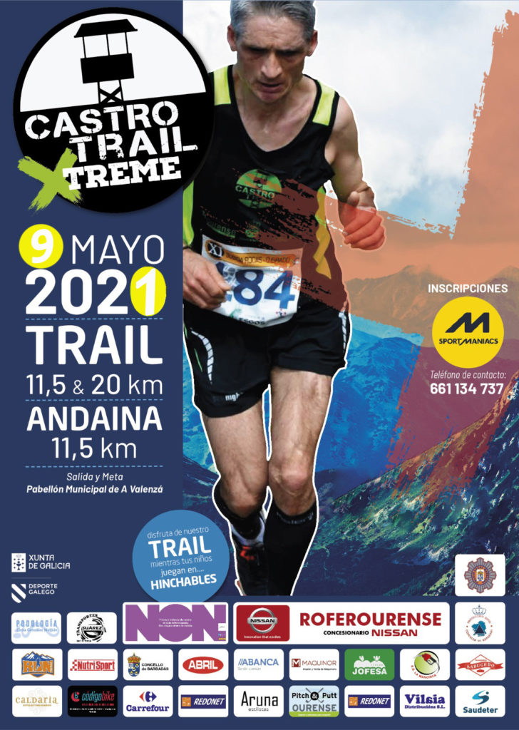 Cartel Castro Trail Xtreme 2021