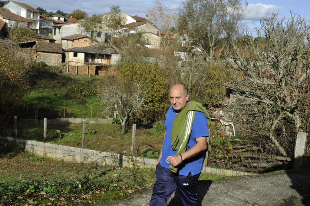 Manuel Fernández. Loiro. 14/01/2021. Fotos: Rosa Veiga