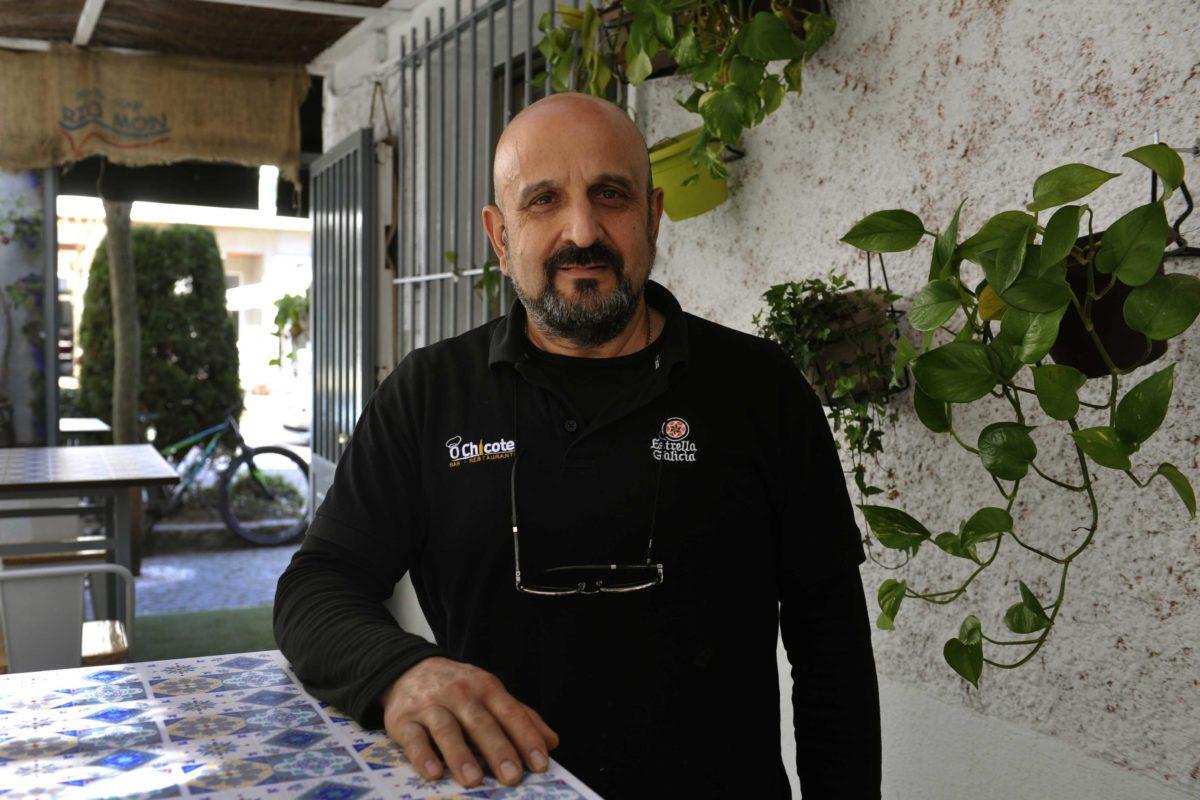 Emilio - Bar Restaurante O Chicote