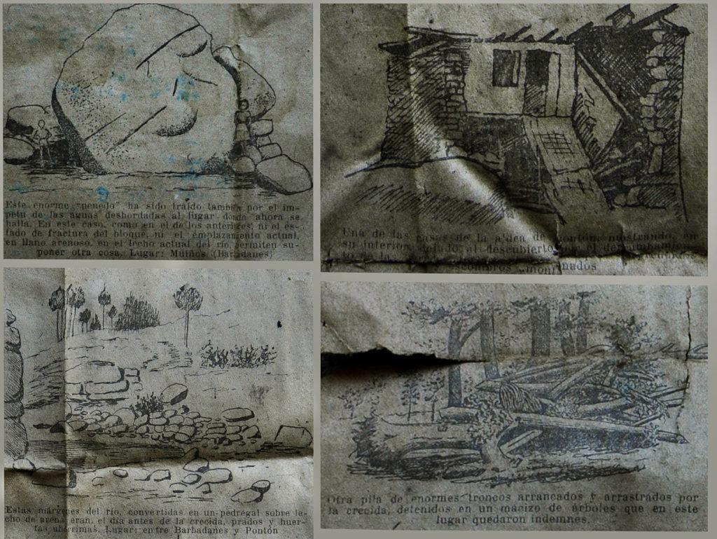 ilustracions La Región 1945