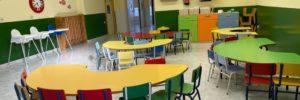 Comedor escola infantil