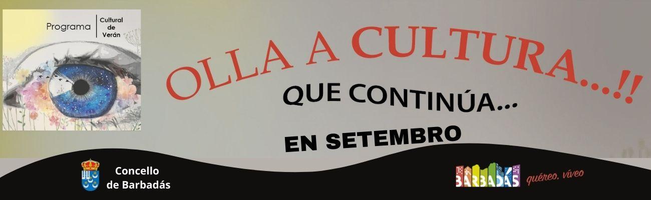 Banner programa cultura septiembre